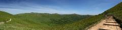 Bieszczady - panorama_1
